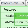 Java Windows Menu Javasript Menue