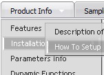 Html Baummenue Dreamweaver Drop Down Menue