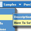 Java Navigation Tree Mysql Example Schwebendes Menu Javascript