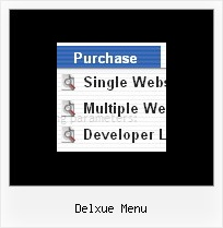 Delxue Menu Css Dropdown Menu Rollover