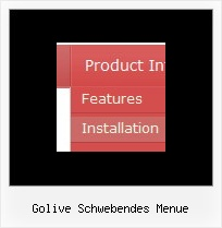 Golive Schwebendes Menue Css Menu Horizontal 2 Layer