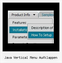 Java Vertical Menu Aufklappen Xp Taskleiste