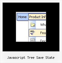 Javascript Tree Save State Menu Galerie De