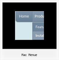 Mac Menue Css Drop Down Menue Mit Bild