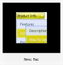 Menu Mac Menue Transparent Vista