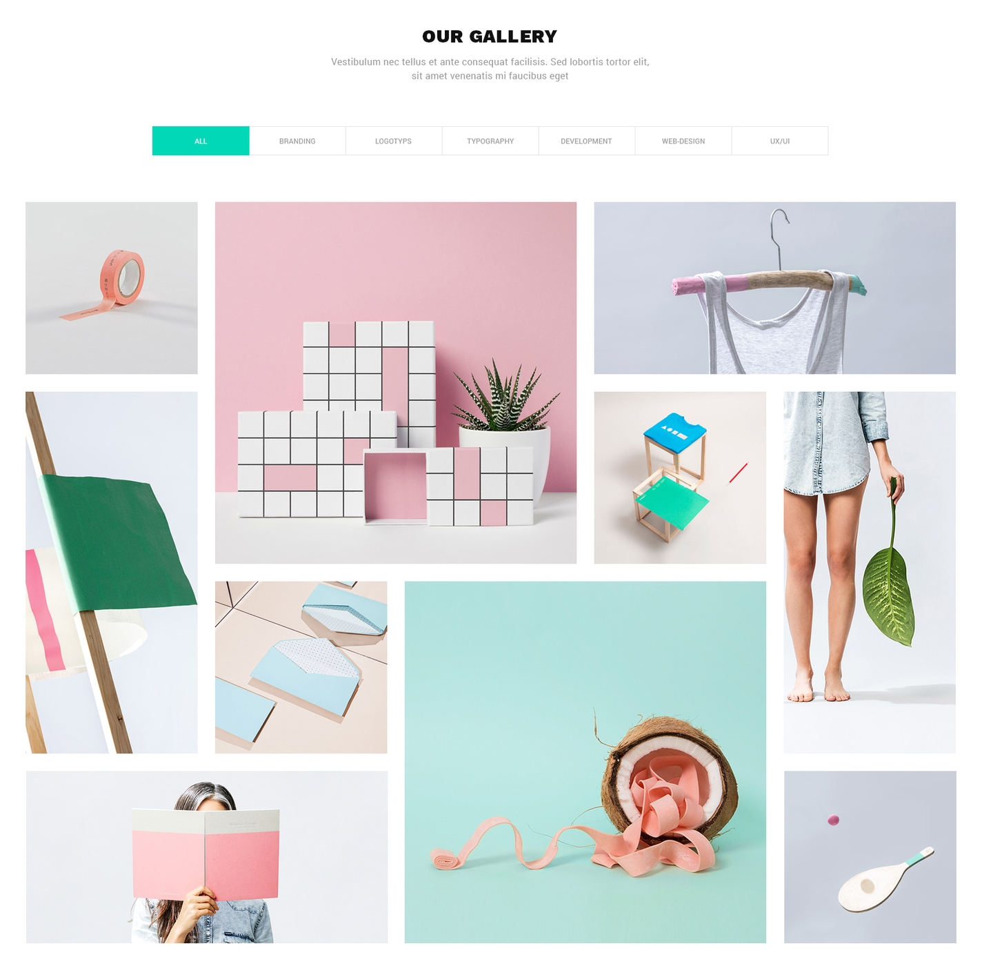 Free Bootstrap One Page Theme