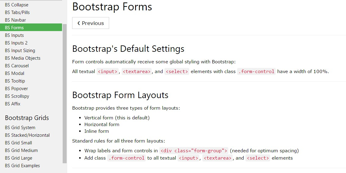 Bootstrap  article