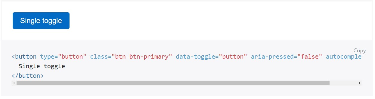 Toggle states provided by Bootstrap  switches